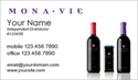 Monavie Business Card